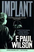 IMPLANT by Wilson, F. Paul