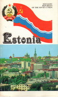 ESTONIA (Socialist Republics of the Soviet Union) by Kaera, Ressi.