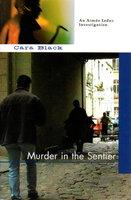 MURDER IN THE SENTIER. by Black, Cara.