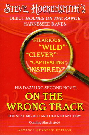 ON THE WRONG TRACK. by Hockensmith, Steve.
