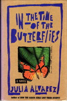 IN THE TIME OF THE BUTTERFLIES. by Alvarez, Julia.
