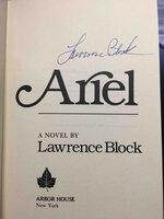ARIEL. by Block, Lawrence.