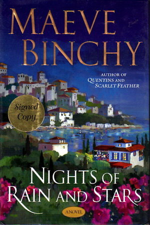 NIGHTS OF RAIN AND STARS. by Binchy, Maeve.