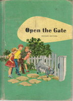 OPEN THE GATE. by Ousley, Odille.