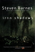 IRON SHADOWS. by Barnes, Steven.