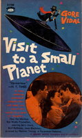 VISIT TO A SMALL PLANET and Other Television Plays. by Vidal, Gore.