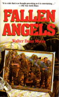 FALLEN ANGELS. by Myers, Walter Dean.