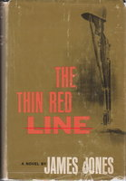 THE THIN RED LINE. by Jones, James.