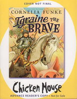IGRAINE THE BRAVE. by Funke, Cornelia