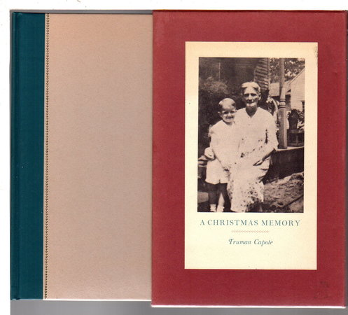 A CHRISTMAS MEMORY. by Capote, Truman.