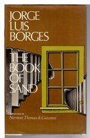 THE BOOK OF SAND. by Borges, Jorge Luis.