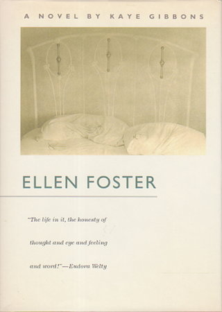 ELLEN FOSTER. by Gibbons, Kaye.