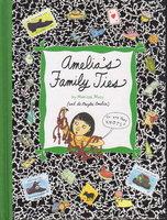 AMELIA'S FAMILY TIES. by Moss, Marissa.
