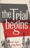 THE TRIAL BEGINS. by Tertz, Abram.
