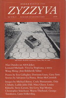 ZYZZYVA 20: The Last Word: West Coast Writers and Artists, Volume V, Number 4, Winter 1989. by Junker, Howard, editor (Gary Soto, Tess Gallagher, Alan Dundes, Salvatore La Puma and others, contributors)