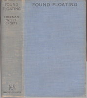 FOUND FLOATING. by Crofts, Freeman Wills