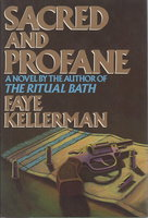 SACRED AND PROFANE. by Kellerman, Faye.