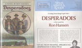Another image of DESPERADOES. by Hansen, Ron.