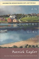 AN IRISH COUNTRY GIRL. by Taylor, Patrick.