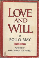 LOVE AND WILL. by May, Rollo.