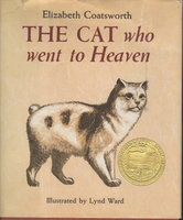 THE CAT WHO WENT TO HEAVEN. by Coatsworth, Elizabeth.