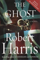 THE GHOST. by Harris, Robert.