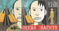 BOXERS & SAINTS (Set of 2 volumes in slipcase) by Yang, Gene Luen