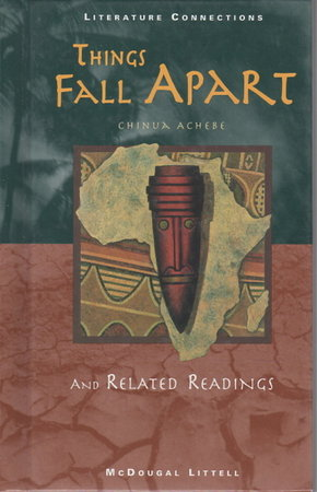 THINGS FALL APART and Related Readings. by Achebe, Chinua.