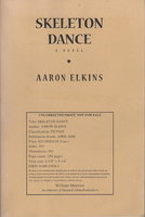 SKELETON DANCE. by Elkins, Aaron.