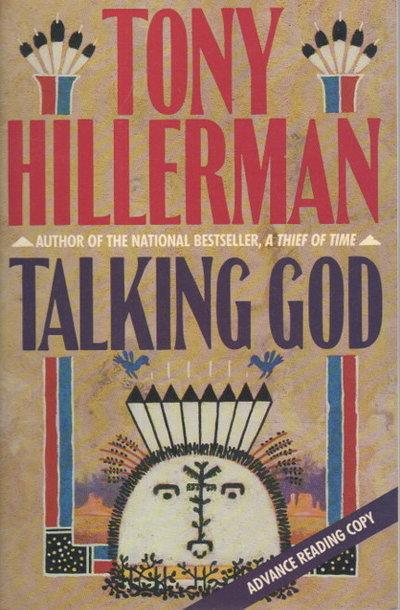 TALKING GOD. by Hillerman, Tony.