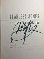 FEARLESS JONES. by Mosley, Walter.