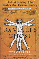 DA VINCI'S GHOST: The Untold Story of the World's Most Famous Drawing by Lester,Toby.