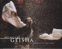 MEMOIRS OF A GEISHA: A Portrait of the Film. by Marshall, Rob. and Arthur Golden. introduction.