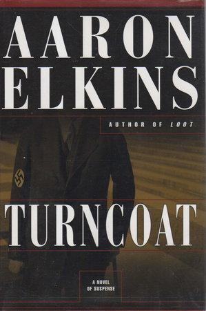 TURNCOAT. by Elkins, Aaron.