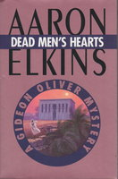 DEAD MEN'S HEARTS. by Elkins, Aaron.