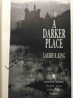 A DARKER PLACE. by King, Laurie.