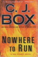 NOWHERE TO RUN. by Box, C. J.