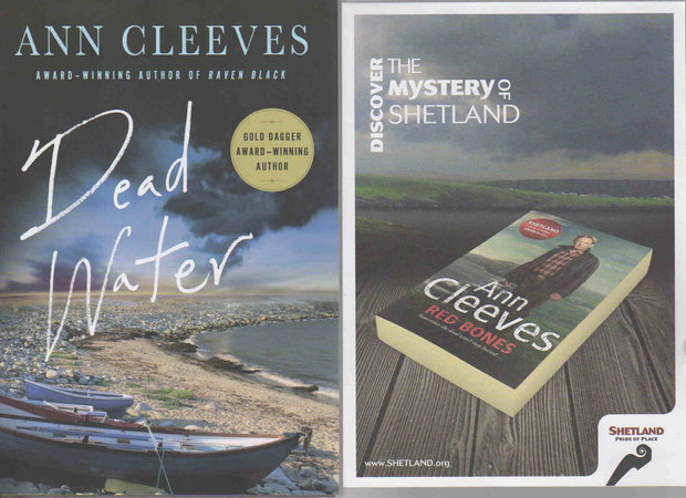 DEAD WATER. by Cleeves, Ann.