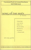 SONG OF THE SEALS. by Yorke, Christy.