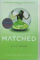 MATCHED. by Condie, Ally.