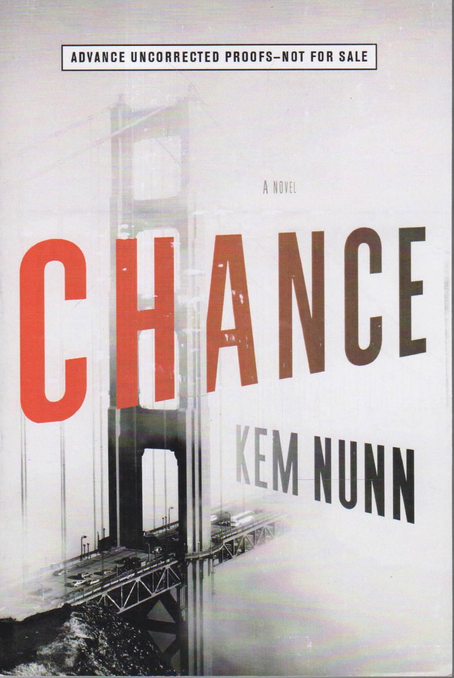 NUNN, KEM - CHANCE.