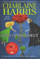 DEAD IN THE FAMILY. by Harris, Charlaine.