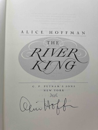 RIVER KING. by Hoffman, Alice.