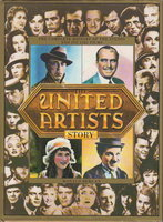 THE UNITED ARTISTS STORY. by Bergan, Ronald.