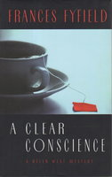 A CLEAR CONSCIENCE. by Fyfield, Frances (pseudonym of Frances Hegarty.)
