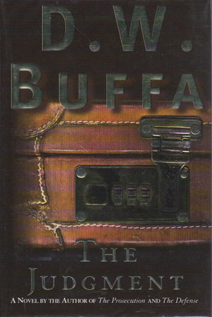 THE JUDGMENT. by Buffa, D. W.