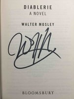 DIABLERIE. by Mosley, Walter.