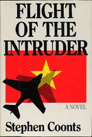 FLIGHT OF THE INTRUDER by Coonts, Stephen