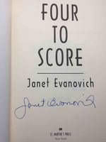 FOUR TO SCORE. by Evanovich, Janet