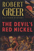 THE DEVIL'S RED NICKEL. by Greer, Robert.
